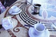 Turkish, or, I Suppose, Lebanese coffee at Sultan